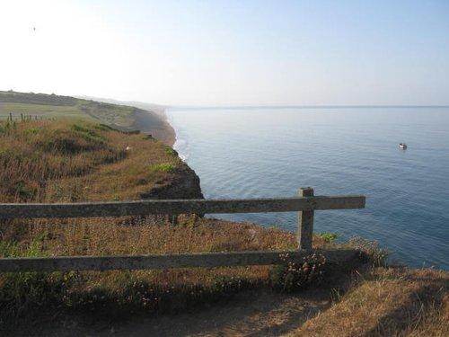 Cliff walk, Burton Bradstock