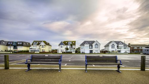 SEAFRONT HOUSES,MILFORD ON SEA