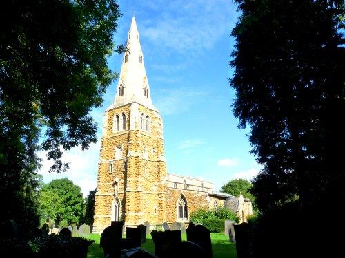 Saint Peters Church Kirby Bellars Leicestershire