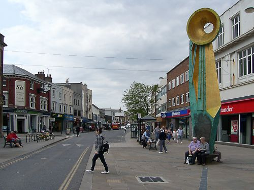 High Street, Bognor Regis