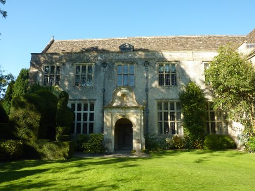 Avebury Manor, 30th September 2015