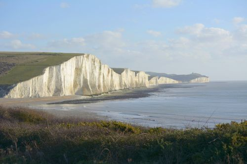 The Seven Sisters, Cuckmere Haven, East Sussex