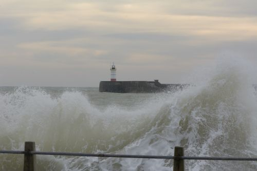 The Lighthouse, Newhaven Harbour, East Sussex