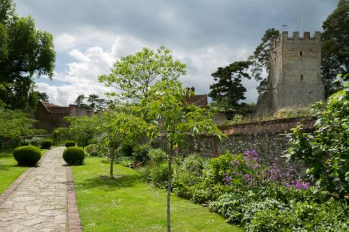 Walled Gardens at Greys Court