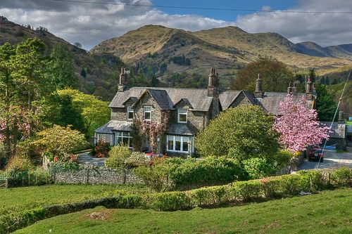 Crow How Country Guest House in Ambleside