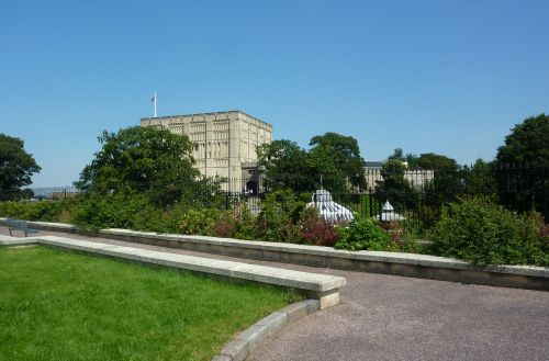 Norwich Castle and Grounds 1 - Norwich, Norfolk