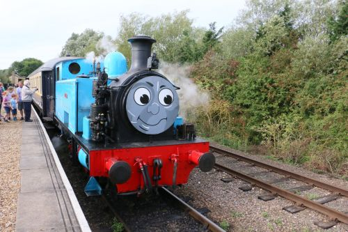 Thomas The Tank Engine at Yarwell Station