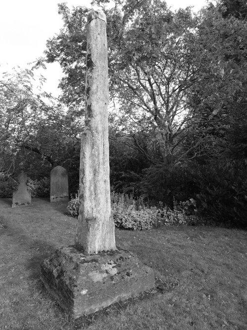 Medieval Churchyard Cross Kidderminster