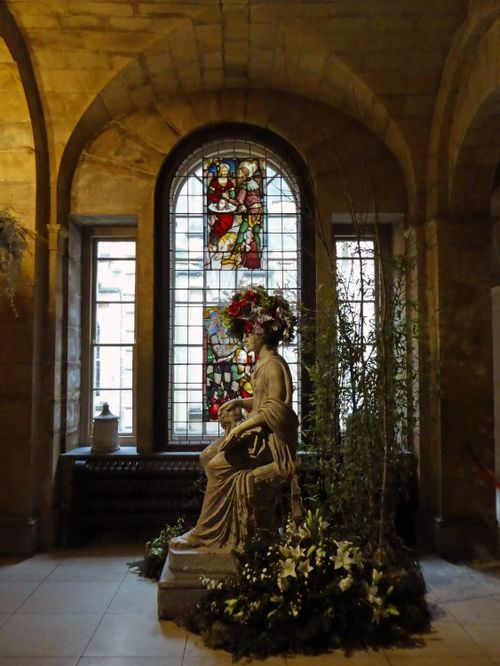 Christmastime at Castle Howard