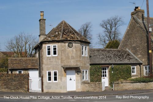 Clock House, Acton Turville, Glouceserstershire 2012