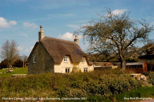 Thatched Cottage, Well Lane, Little Badminton, Gloucestershire 2013