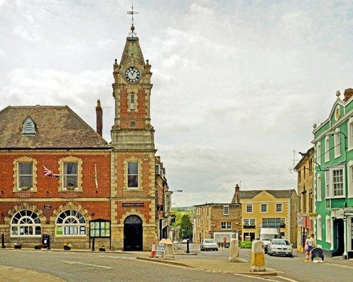 Market Place, Wincanton.