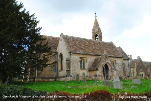 Church of St Margaret of Antioch, Leigh Delamere, Wiltshire 2014