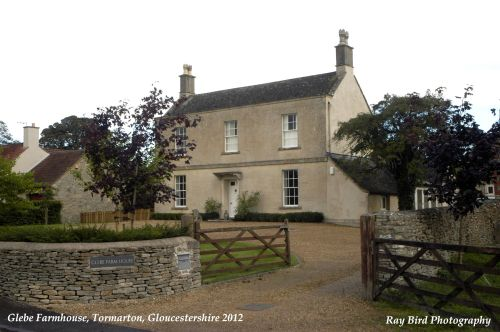 Glebe Farmhouse, Tormarton, Gloucestershire 2012