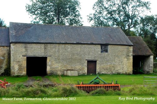 Manor Farm, Tormarton, Gloucestershire 2012