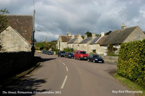 The Street, Tormarton, Gloucestershire 2012