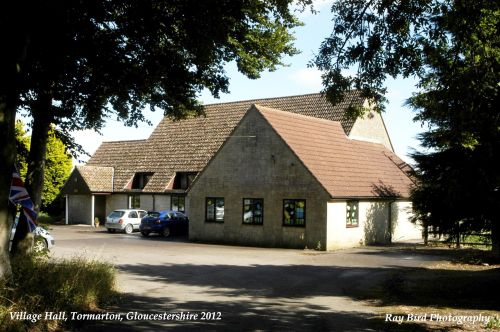 The Village Hall, Tormarton, Gloucestershire 2012