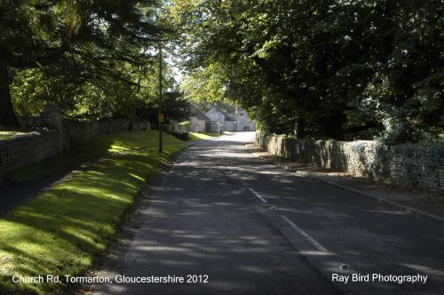 Church Road, Tormarton, Gloucestershire 2012
