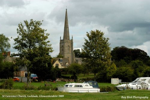 River Thames, Lechlade, Gloucestershire 2009