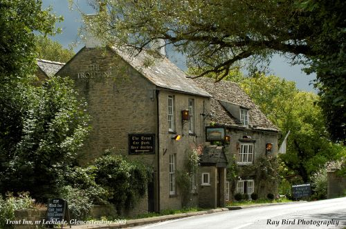 The Trout Inn, nr Lechlade, Gloucestershire 2009