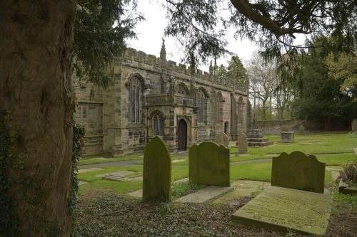 St James the Great, Gawsworth, Cheshire