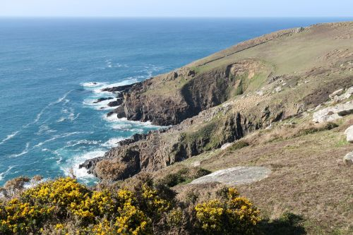 South West Coast Path, Zennor