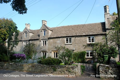 Old Cottages, The Street, Leighterton, Gloucestershire 2014