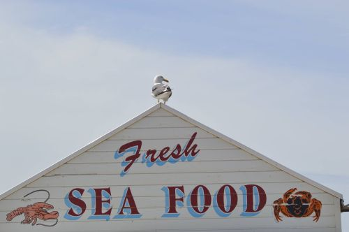 'Sea Food', Weston-Super-Mare