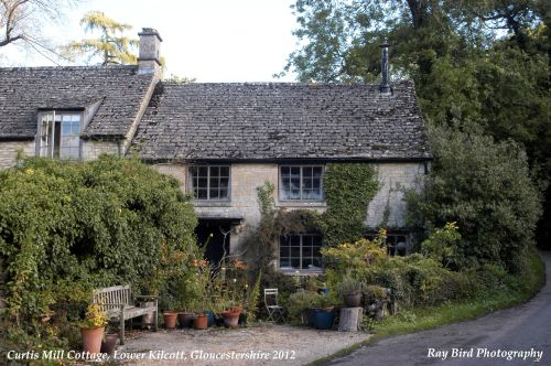 Curtis Mill Cottage, Lower Kilcott, Gloucestershire 2012