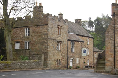 Local pub, Blanchland