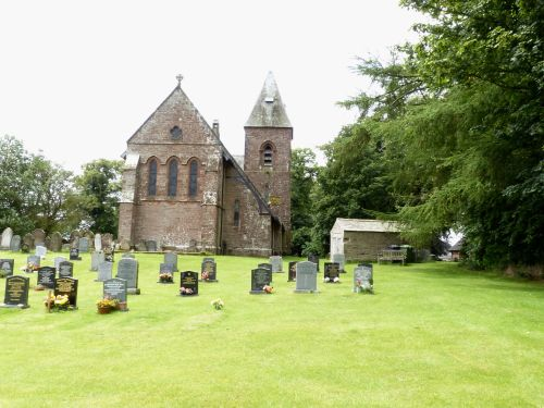 St Mary church, Walton, Brampton Cumbria