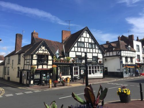 Upton upon Severn, Worcestershire