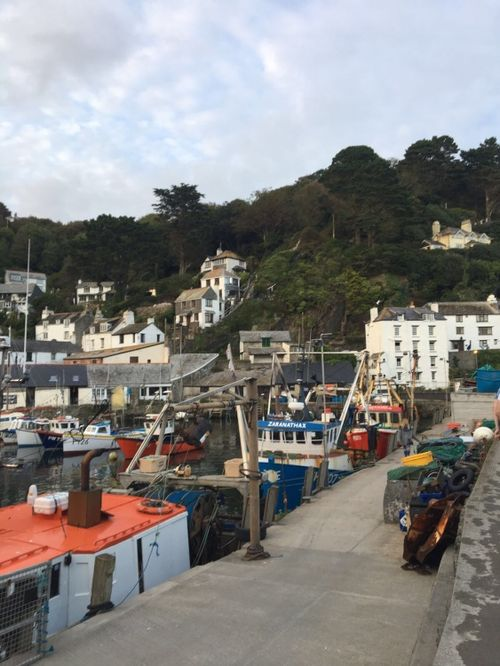 Polperro Cornwall, Taken by Suzanne Clennell.