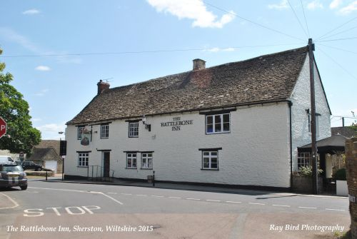 The Rattlebone Inn, Sherston, Wiltshire 2015