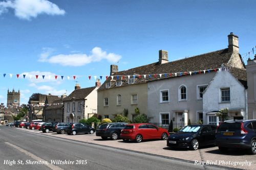 High Street Houses, Sherston, Wiltshire 2015