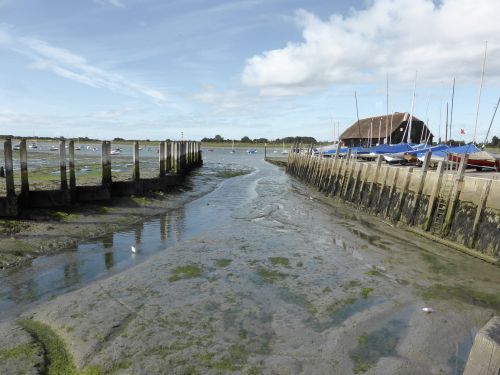 Low Tide at Bosham Hoe
