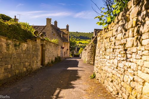 Lane in Painswick
