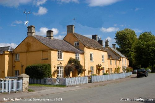 High Street, Badminton, Gloucestershire 2011