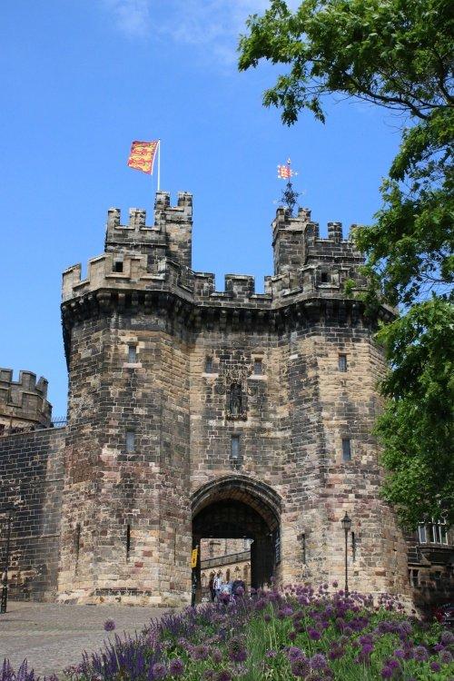 John O Gaunt's Gateway, Lancaster Castle