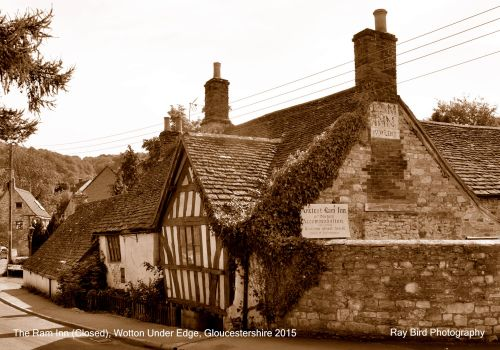 The Ram Inn (Closed), Wotton Under Edge, Gloucestershire 2015