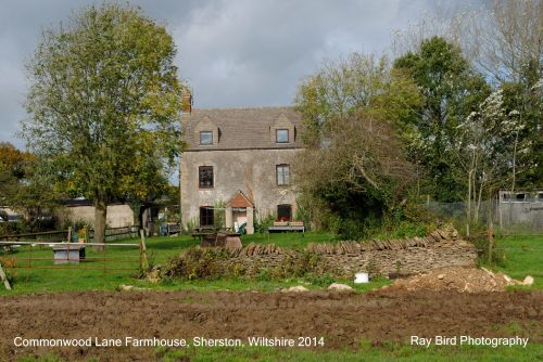 Commonwood Lane Farmhouse, nr Sherston, Wiltshire 2014