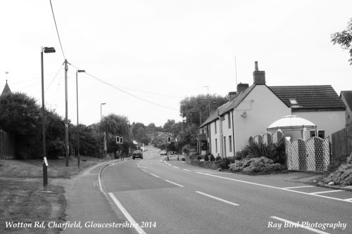 Wotton Road, Charfield, Gloucestershire 2014