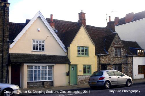 Old Cottages, Horse Street, Chipping Sodbury, Gloucestershire 2014