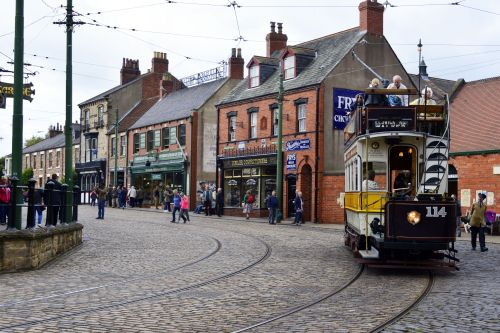 Beamish 1900's Town