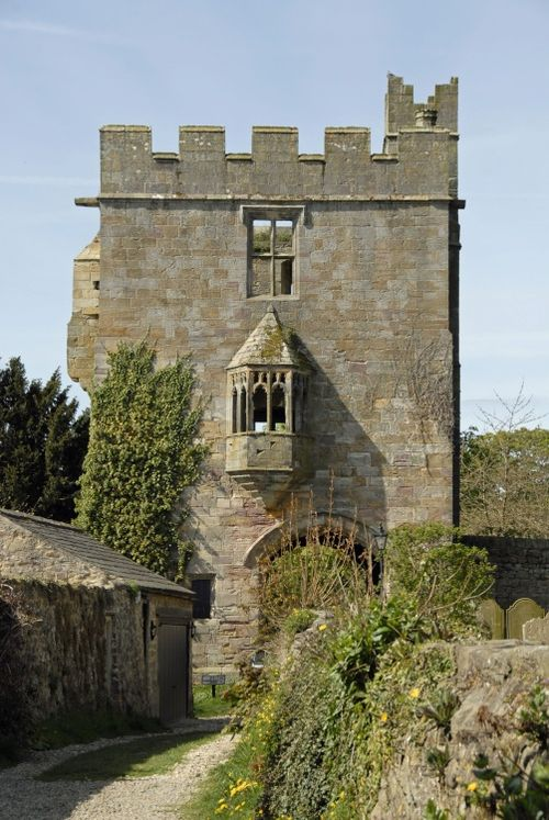 Marmion Tower, West Tanfield
