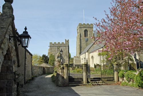 Marmion Tower and Church, West Tanfield