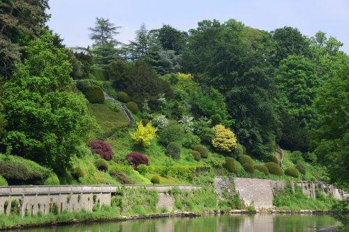 Weir Garden, Swainshill