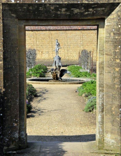 Barrington Court, Somerset