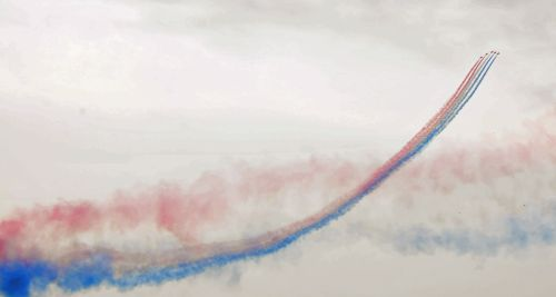 The Red Arrows at Swanage Air Show