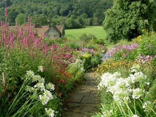 Sleightholmedale Lodge Garden, Fadmoor, North Yorkshire